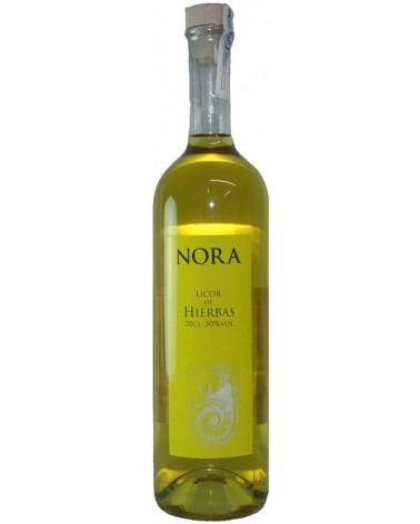 Licor de hierbas Nora
