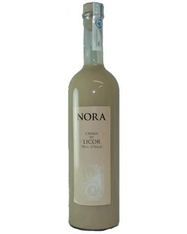 Licor de crema orujo Nora