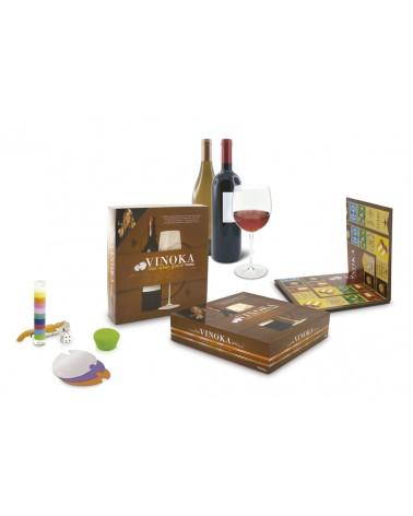 Juego de vino Vinoka