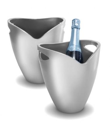 Ice Bucket Silver
