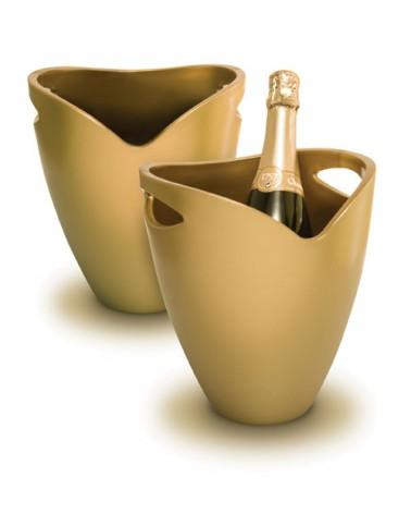Ice Bucket Gold