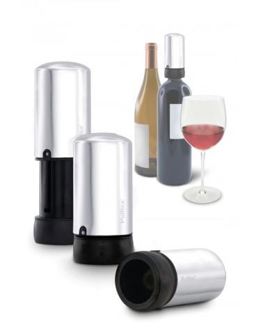 Bomba de vacío y tapón de vino