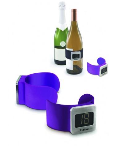 Termometro de vino Violeta