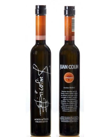 500ml Aceite oliva virgen extra Arbequina Juan Colín