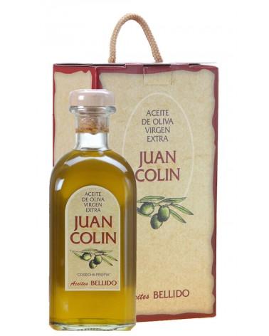 1l Aceite oliva virgen extra Arbequina Juan Colín