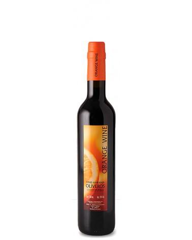 Oliveros vino de naranja