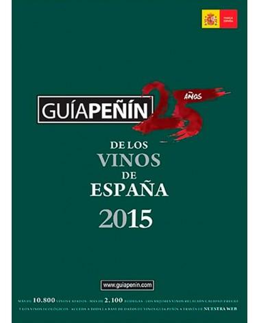 Guia Peñín de los vinos de España, 2015