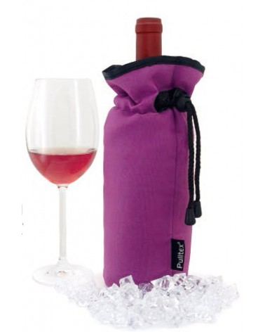 Cooler Bag Wine Purple