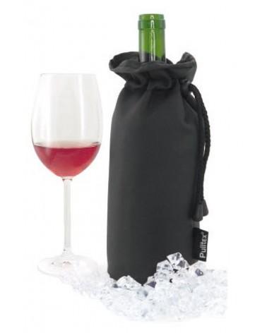 Cooler Bag Wine Black
