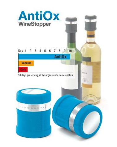 AntiOx Wine Saver Blue
