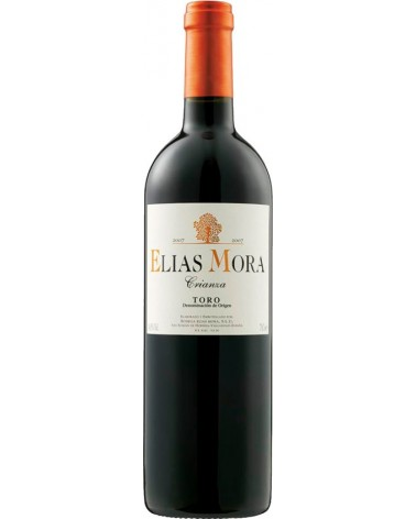 Elías Mora crianza 2014