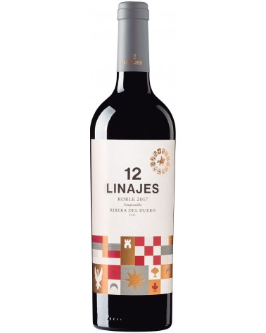 12 Linajes roble 2017